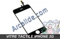 Vitre + tactile iPhone 3G