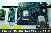 pcb matrix freedom 16d4s