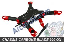 chassis 200 qx carbon r