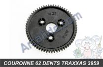 couronne traxxas 62dts