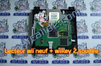 LECTEUR WII PUC� WIIKEY 2