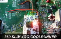 Xbox 360 coolrunner 4 go
