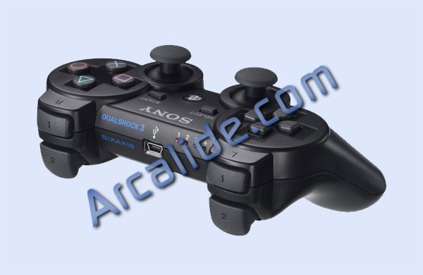 manette dualshock 3 pour console Playstation 3 Sony