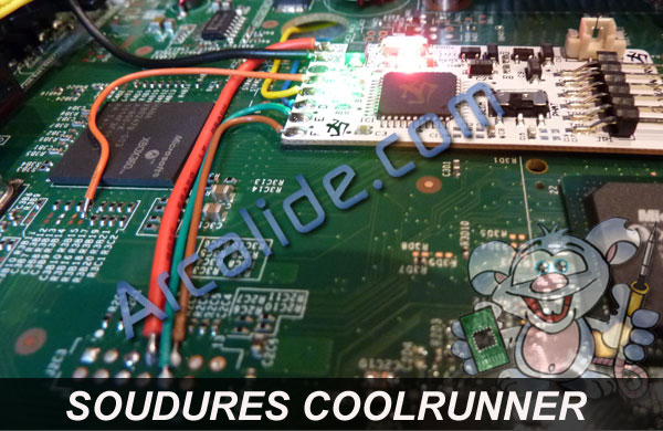 soudures coolrunner