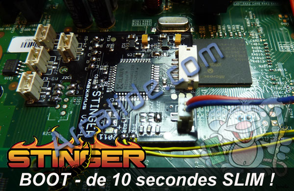 test stinger maximus