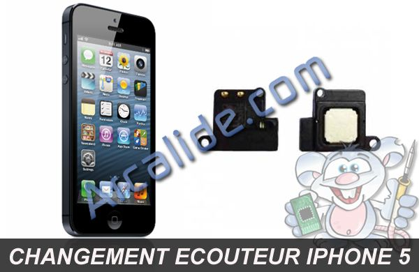 r paration haut parleur iphone 5 changement couteur. Black Bedroom Furniture Sets. Home Design Ideas