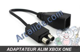 adaptateur xbox one