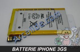 batterie iphone 3g 3gs