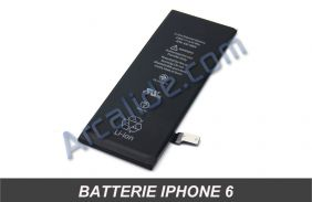batterie iphone 6