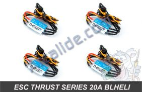 ESC Thrust Series 20A BLHeli