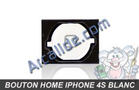 home blanc iphone 4s