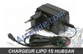 chargeur hubsan 1s