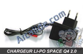chargeur space q4
