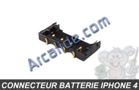 connecteur batterie ip4