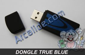 true blue dongle