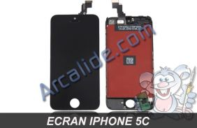 ecran iPhone 5C