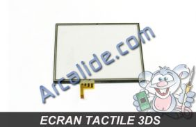 Ecran tactile 3ds