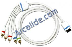 cable hd link nyko wii