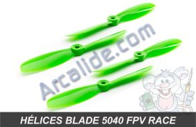 Hélices Blade FPV race 5040