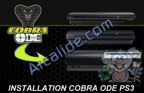 installation cobra ode