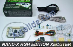 nand x rgh edition