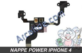 nappe power iphone 4