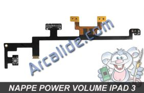 nappe power ipad 3