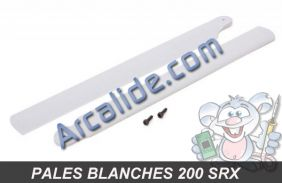 pales blanches 200 srx