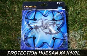 Protection hélice Hubsan H107L