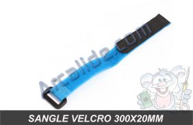 Sangle velcro batterie LiPo