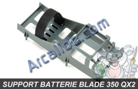 support batterie 350 qx2