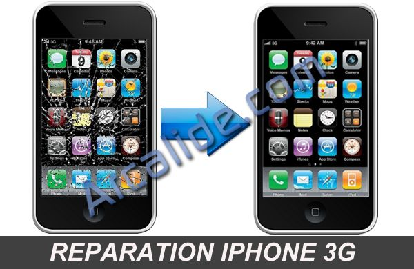 Reparation Iphone  Rennes