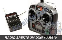 spektrum dx6i ar610