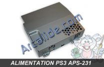 alimentation ps3 aps231
