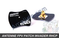 antenne patch invader