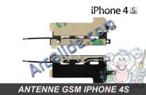 antenne reseau iphone 4s