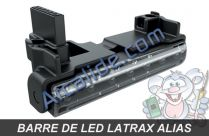 barre led latrax alias
