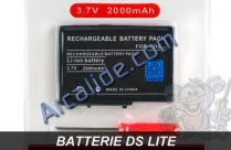 batterie ds lite 2000 mah