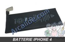 batterie iphone 4