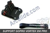 support gopro vortex