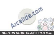 home blanc ipad mini
