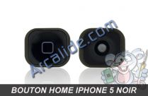 home iphone 5 noir