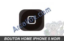 bouton home noir iphone5