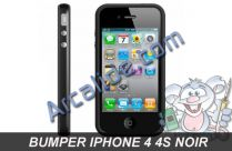 bumper iphone 4 noir