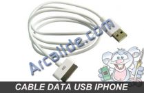 cable data usb iphone