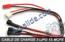 cable de charge mcpx