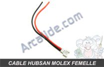 cable hubsan femelle