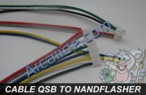 cable qsb nandflasher