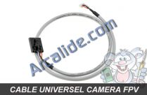 cable universel cam fpv