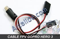 cable fpv gopro 3